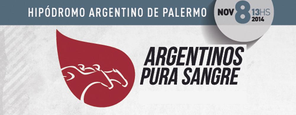 Con el Gran Premio Nacional todos pueden ser argentinos Pura Sangre