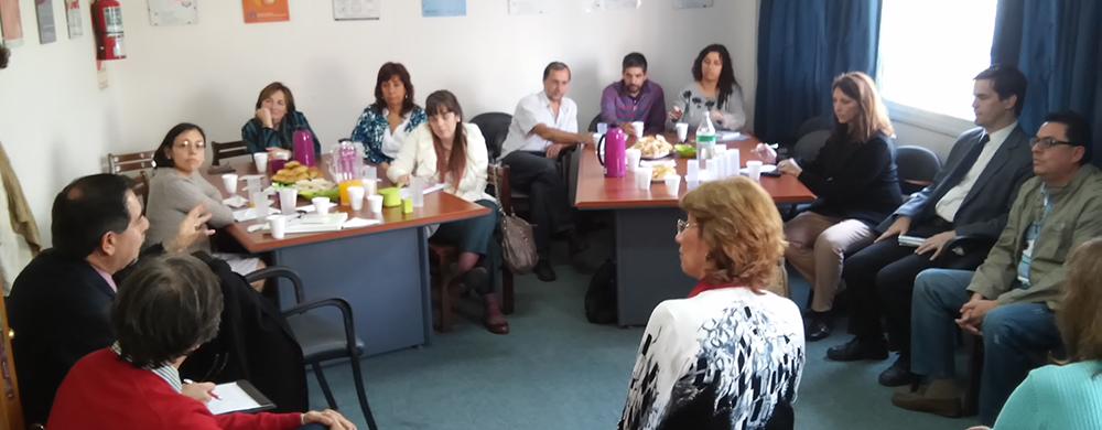 Encuentro con periodistas en la AAHI por el Dia Mundial del Donante de Sangre