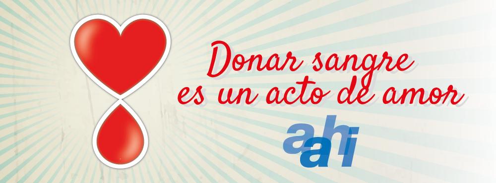 ¡Feliz Día del Donante de Sangre!